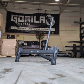 (USED) GORILA DEADLIFT BAR JACK - SILVERBACK