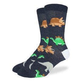 Jurassic dinosaurs - Crew socks pair