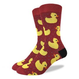 Rubber Ducks - Crew socks pair