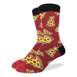 Pizza - Crew socks pair