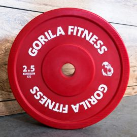 GORILA TECHNIQUE PLATES - 2.5KG PAIR