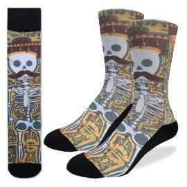 Señor Bones - Crew Socks pair