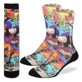 Space Jam - Active fit socks