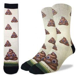 Piles of Poop - Crew Socks pair
