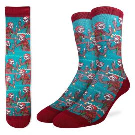 Christmas sloths - Active Fit Socks