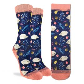 White hedgehogs - Active fit socks (women)