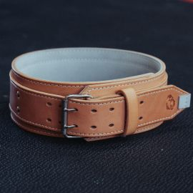 GORILA LEATHER LIFTING BELT - OLY 4