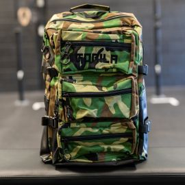 GORILA ADVENTURE BACKPACK - ARMY