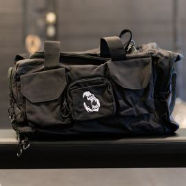 GORILA GYM BAG - BLACK