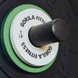 GORILA CHANGE PLATES - LB