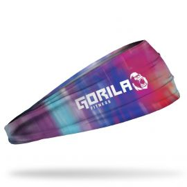 Gorila Junk headband - Cotton Candy