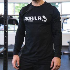 Gorila Fitness Longsleeve Shirt - Black