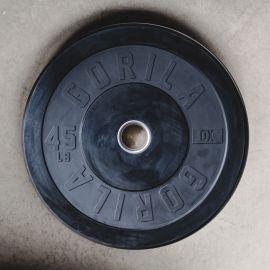 PRE-ORDER MARCH - GORILA OX BUMPER PLATES - LB