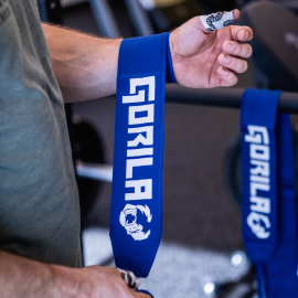 Gorila Strength Wrist Wraps - Navy - Pair