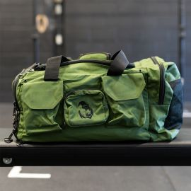 GORILA GYM BAG - GREEN 2.0