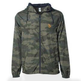 Gorila Windbreaker Jacket - Camo