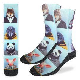 Dapper animals - Active fit socks