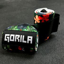 Protège-poignets Gorila - Tropique - Paire 12''