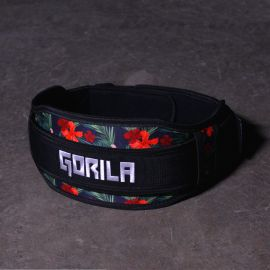 Gorila 5″ Nylon Weightlifting Belt - Tropic