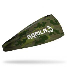 Gorila Junk headband - Green Camo