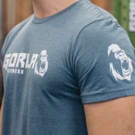 GORILA MEN'S ORIGINAL T-SHIRT - GREEN SLATE
