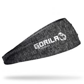 Gorila Junk headband - Heather grey