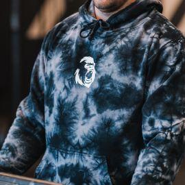 Gorila Tie-Dye Hoodie