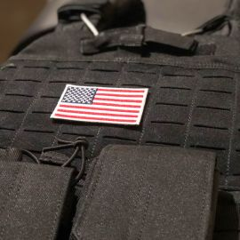 USA VELCRO® PATCH