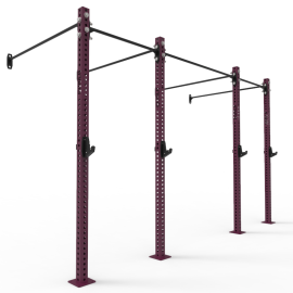GORILA KW14 WALL MOUNT RACK