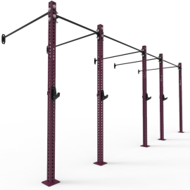 GORILA KW20 WALL MOUNT RACK