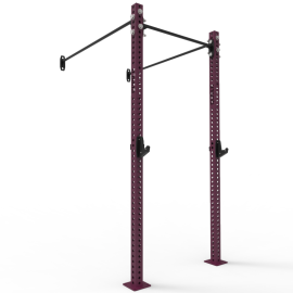 GORILA KW4 WALL MOUNT RACK