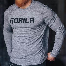 Gorila men's Longsleeves Sport-Tek - Grey Heather