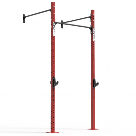 GORILA SW4 WALL MOUNT RACK - 4'