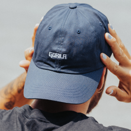 Gorila Dad Hat - Navy