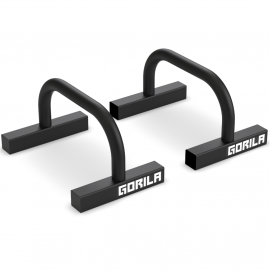 GORILA FAT PARALLETTES - PAIR