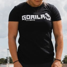 GORILA WOMEN'S ORIGINAL T-SHIRT - Black
