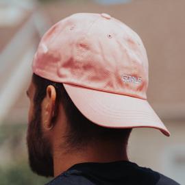 Gorila Dad Hat - Pink