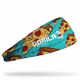 Gorila Junk headband - Pizza