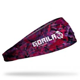 Gorila Junk headband - Purple