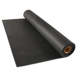 Gorila Rubber Flooring - Jet Black