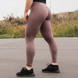 GORILA HIGH RISE LEGGINGS - PINK
