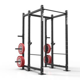GORILA SP3R POWER RACK-Black