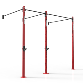 GORILA SW10 WALL MOUNT RACK