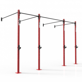 GORILA SW14 WALL MOUNT RACK