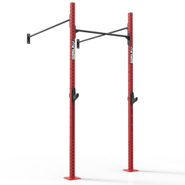 GORILA SW4 WALL MOUNT RACK - 6'