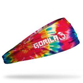 Gorila Junk headband - Tie-Dye
