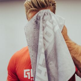 Gorila gym towel - Gray