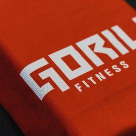 Gorila gym towel - Red