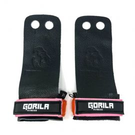 Gorila 2 holes Hand Grips - Pink Pair