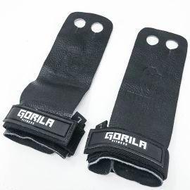 Gorila 2 holes Hand Grips - Black Pair